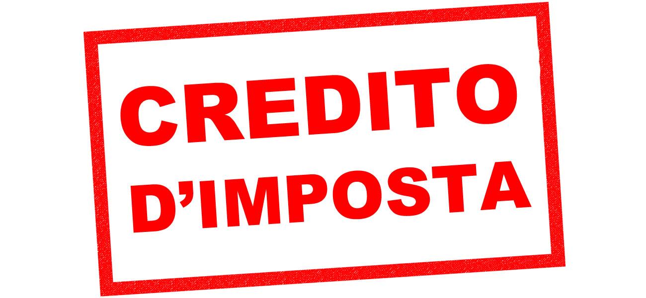 credito d'imposta decreto rilancio