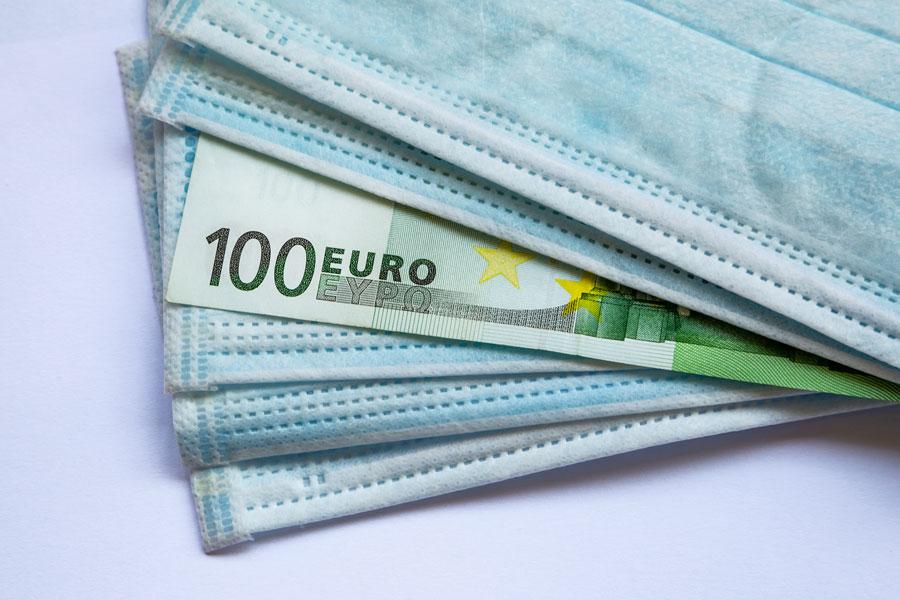 credito d'imposta acquisto DPI